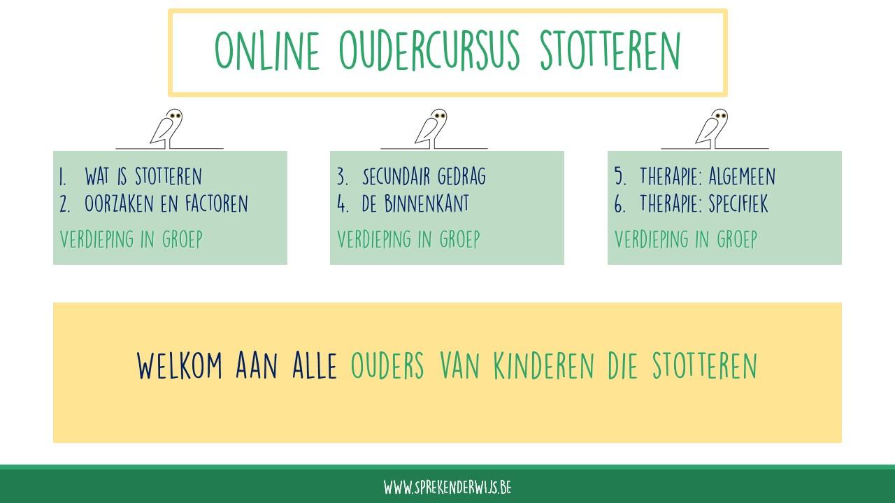 Online oudercursus