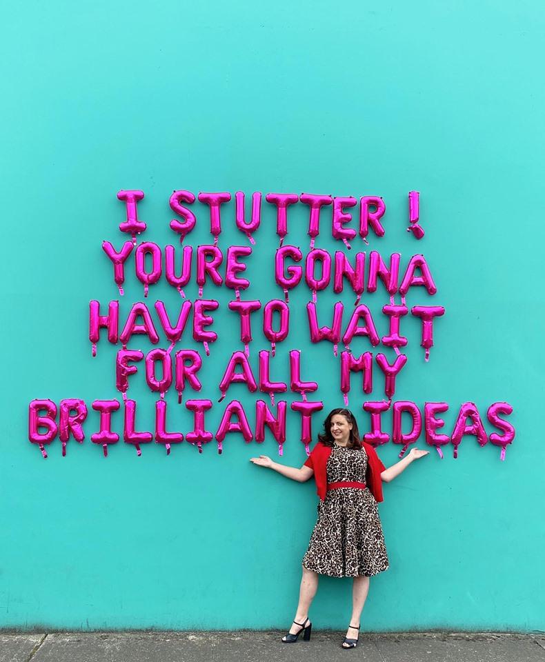I Stutter!